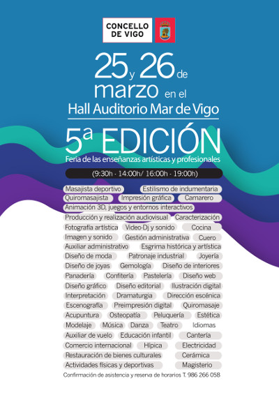 Feria de las enseñanzas artísticas y profesionales
