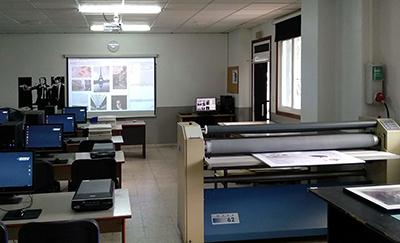 La EISV amplía instalaciones de trabajo con el Aula de Montaje y Retoque fotográfico
