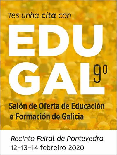 La Escuela de Imagen y Sonido de Vigo participa en EDUGAL 2020