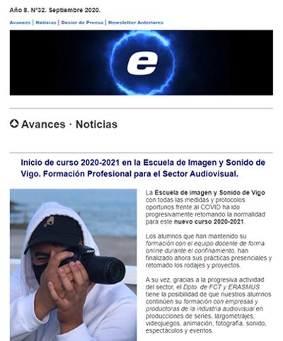 Ir a EISV Newsletter 32 Septiembre de 2020