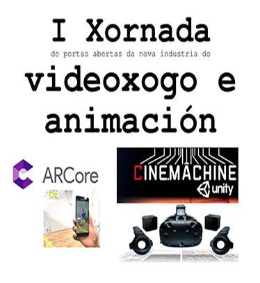 Jornada Videojuego y Animación en EISV