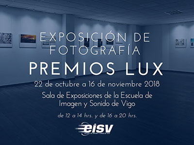 EISV Sala Exposiciones Premios LUX