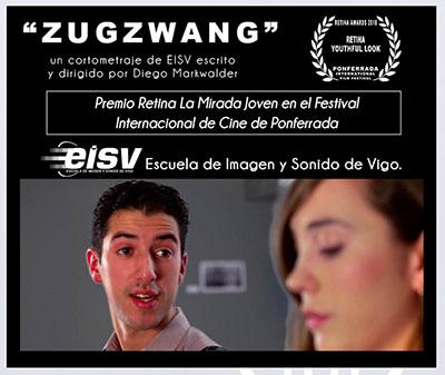 ZUGZWANG de EISV un cortometraje premium