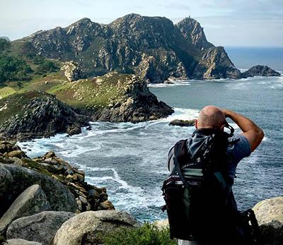 Salida fotográfica de EISV al Parque Nacional das Illas Atlánticas